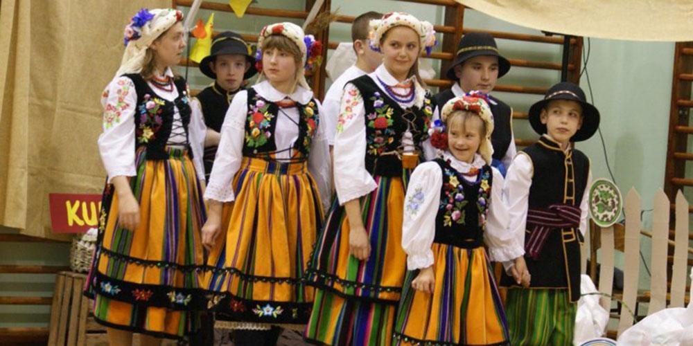 Zatańczyć jak ci z Mazowsza