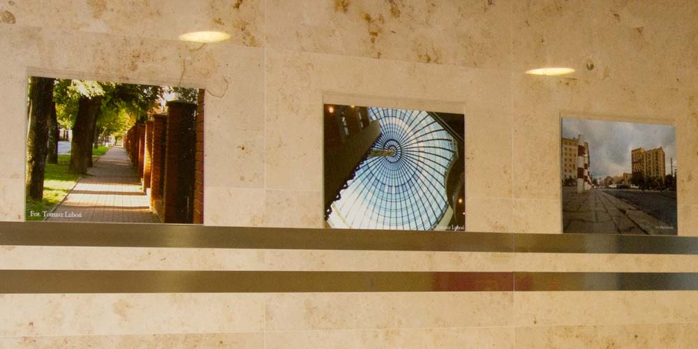 Wystawa w Ratuszu dzielnicy Ochota