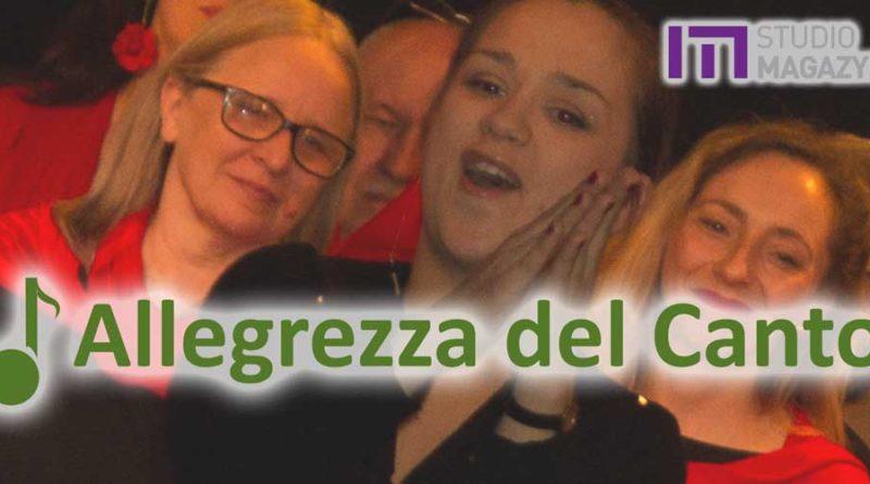 Banner Allegrezza del Canto