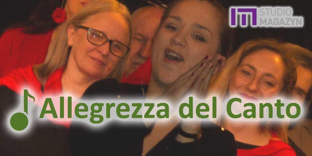 Wkrótce koncert Allegrezza del Canto
